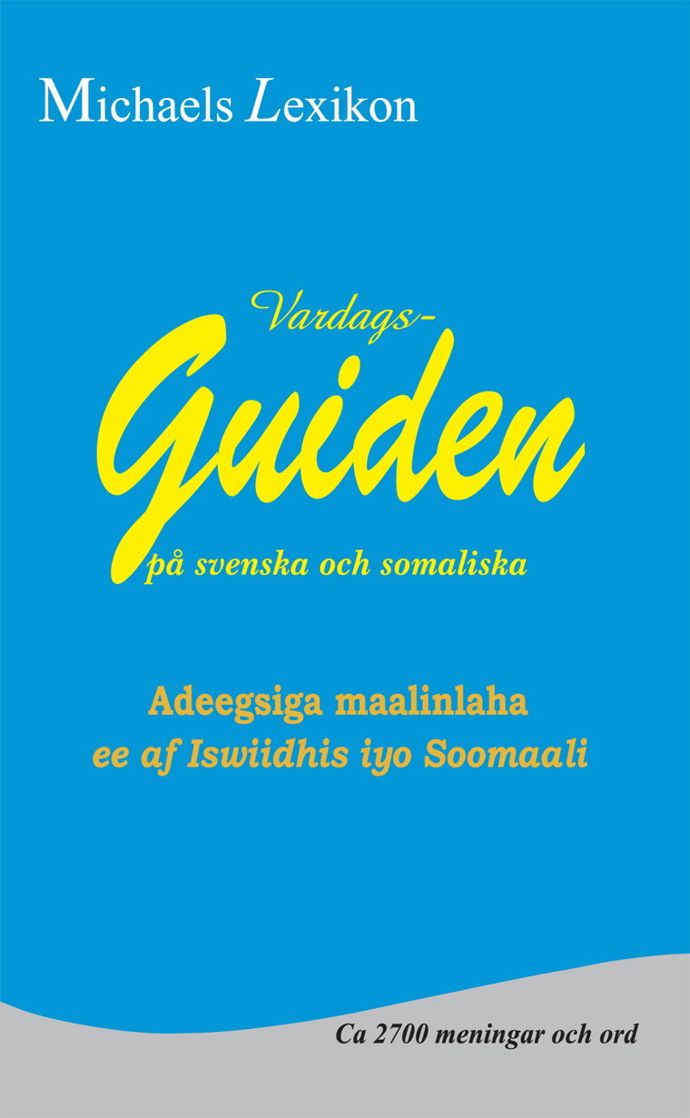 Vardagsguiden på svenska och somaliska